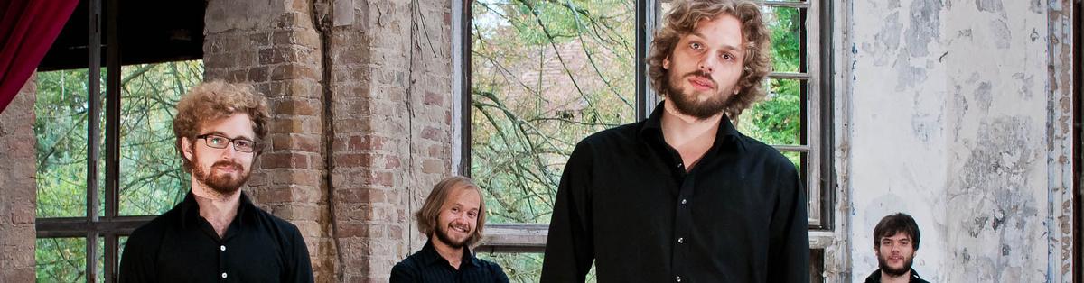 BART - Berliner Acapella-Truppe: Pressung der EP
