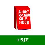 Anagrammkalender 2016 + Schaltjahreszuschlag