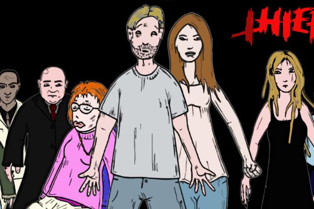 THIEF - Horrorfilm