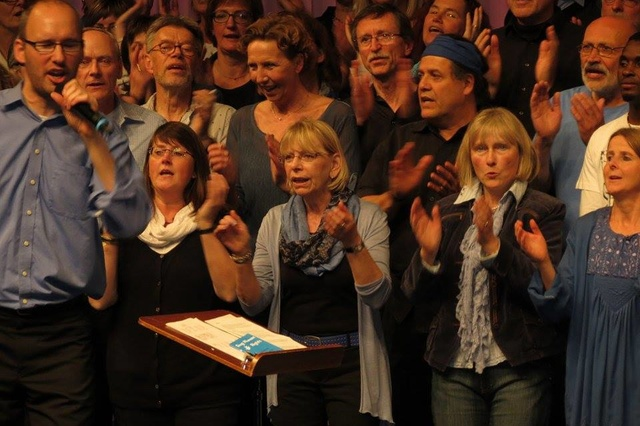 Menschenrechte singen