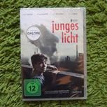 """DVD """"Junges Licht"""" mit Autogrammen von Adolf Winkelmann und Tommy Finke"""