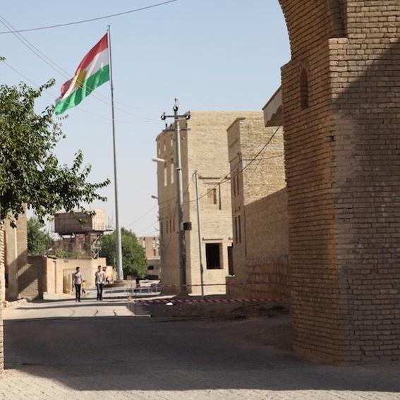 Postkarte aus dem Irak