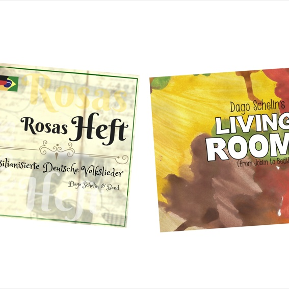 Rosas Heft CD + Living Room CD!!!