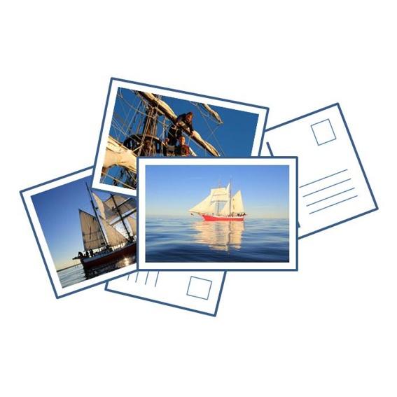 Postkarten-Abonnement