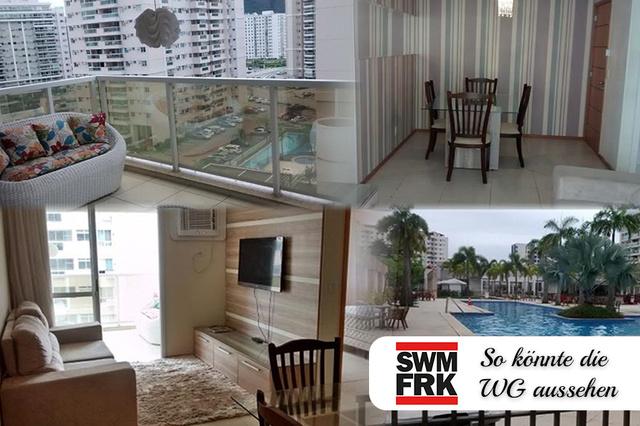 Swimfreaks on Tour - Die Schwimm-WG in Rio