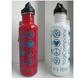 NEUE FARBEN Edelstahl Flasche 800 ml mit YogiCompany Design