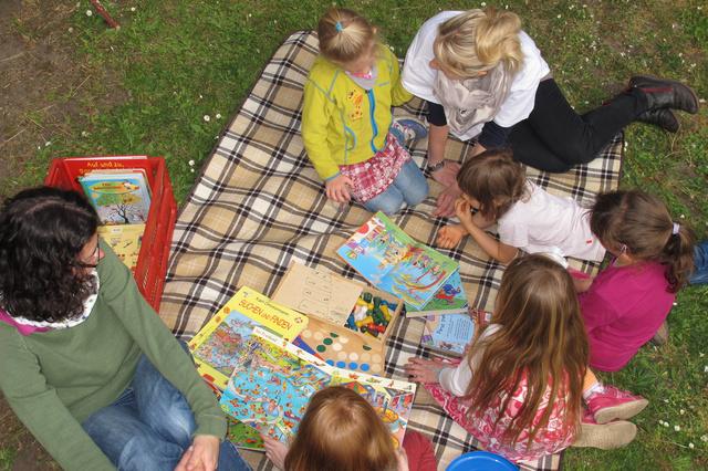 Lernwerkstatt - viele Lernwege für den Schulerfolg