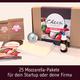 25 Mozzarella-Pakete (inkl. Versand)