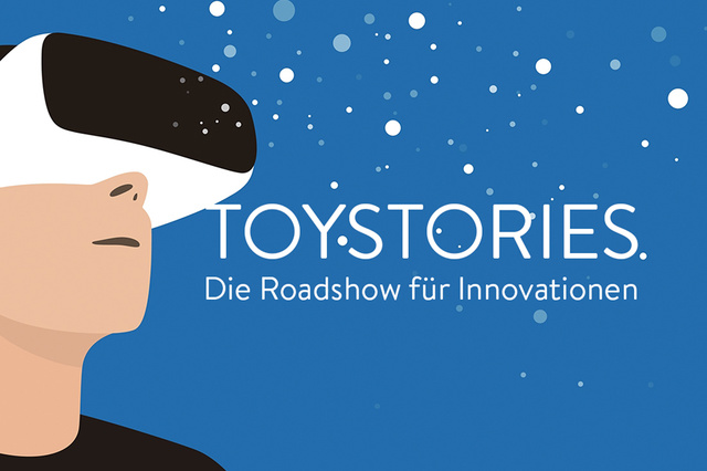 Toystories – Roadshow für Innovationen