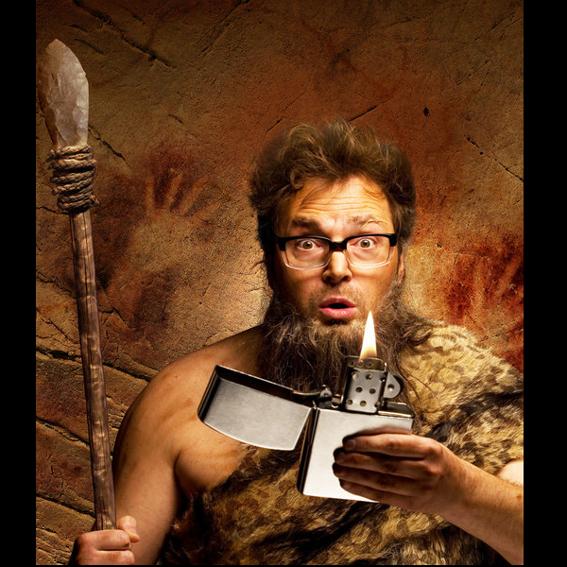 Comedian PAUL PANZER live - 22.11.