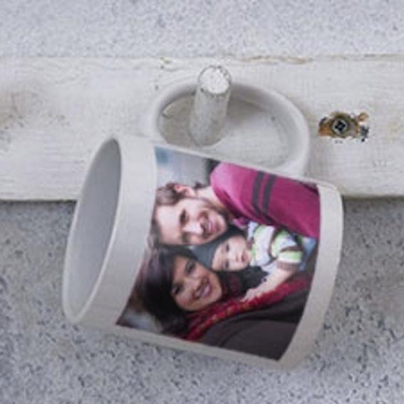 Tasse mit Foto von Deinem Lieblingstier