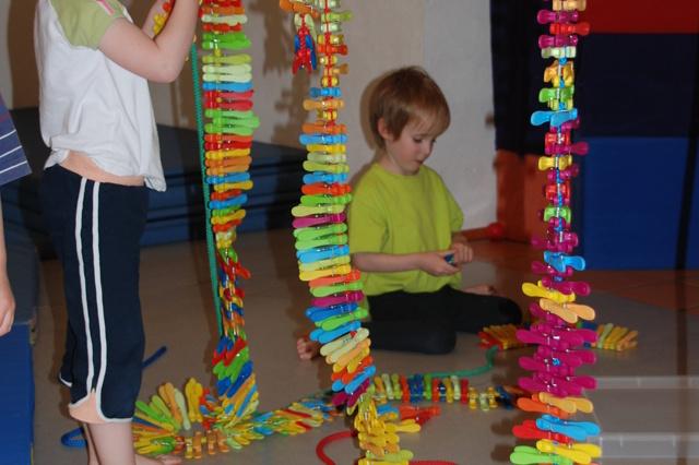 Psychomotorik Cloud - Was Kinder gerne spielen...