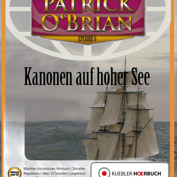 """Hörbuch als mp3-CD + Nennung im Booklet + Band 1 """"Kurs auf Spaniens Küste"""""""