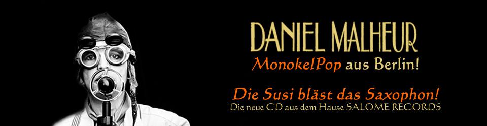 Die Susi bläst das Saxophon! - MonokelPop at its best