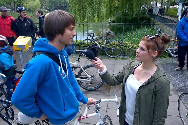 Achsensprung - Der Videoblog