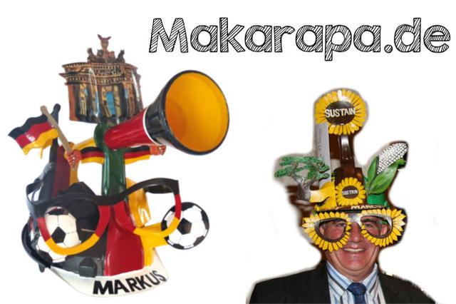 Makarapa - Setz Dir Freude auf!