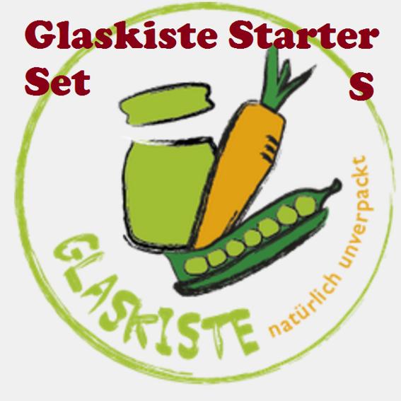Glaskiste - Starter Set Größe S