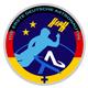 Einzigartiger Sticker Die Astronautin