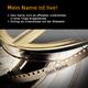 Mein Name ist Live! + Name Live + Eintragung auf der Webseite