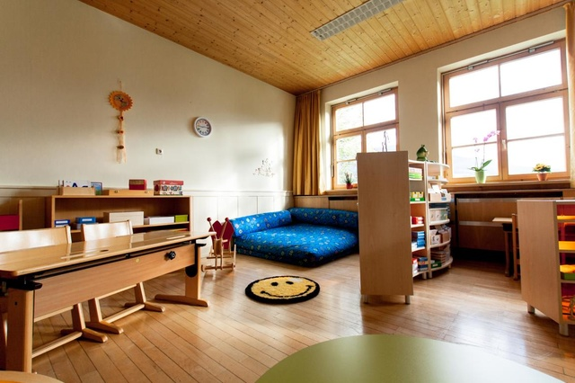 Volksschule Latschau Montessori Reformpädagogik