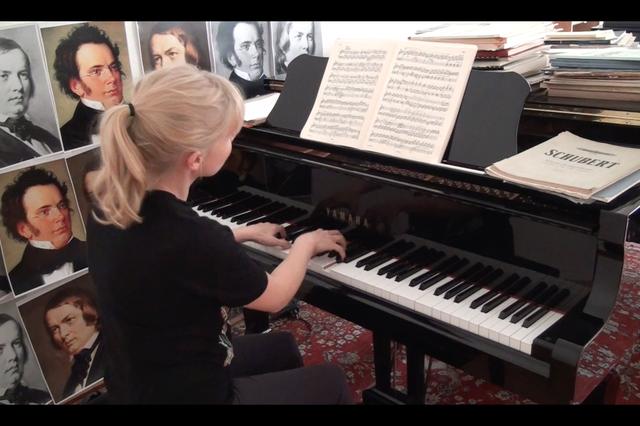 Schumann / Schubert II -Natalia Ehwald, Klavier