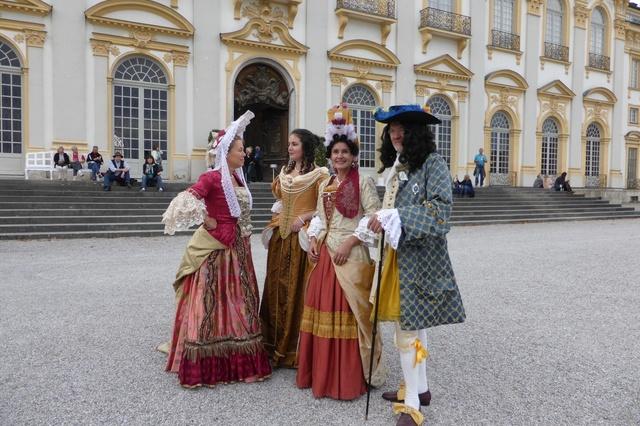 Churbayerisches Freudenfest Schleißheim