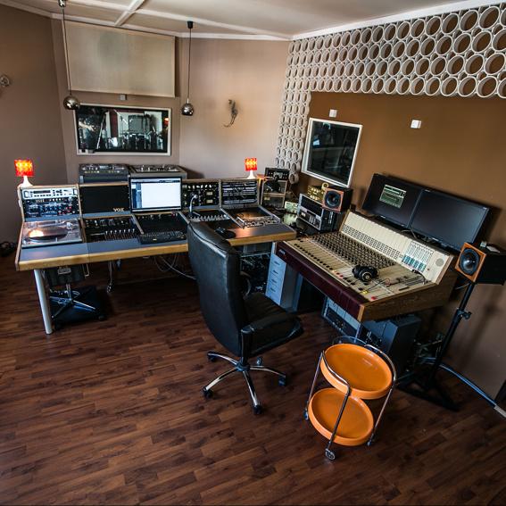 Albumproduktion