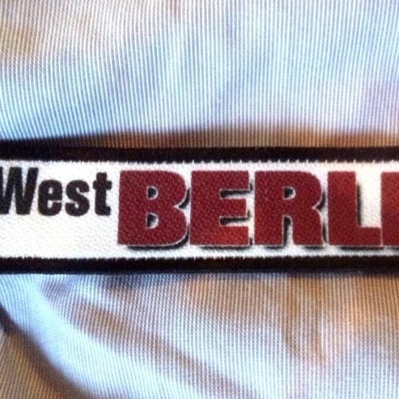 WestBerlin-Aufnäher