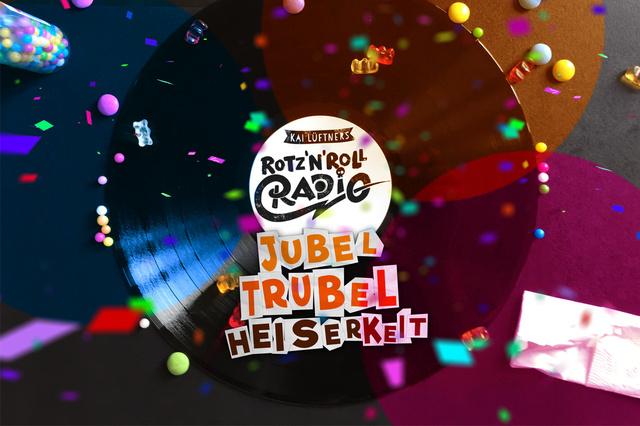 Kai Lüftner - Rotz´N`Roll Radio 3