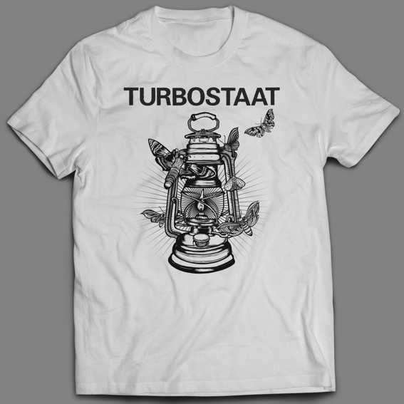 "TURBOSTAAT ""Lamp on white"""