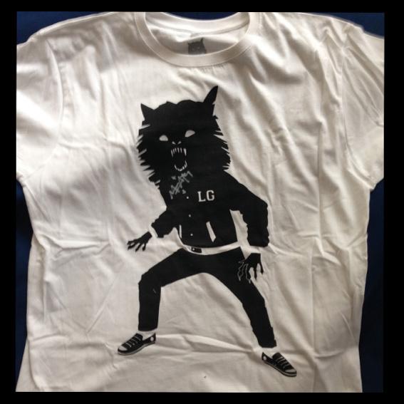 Official WOLFPACK Shirt - signiert von NAZAR