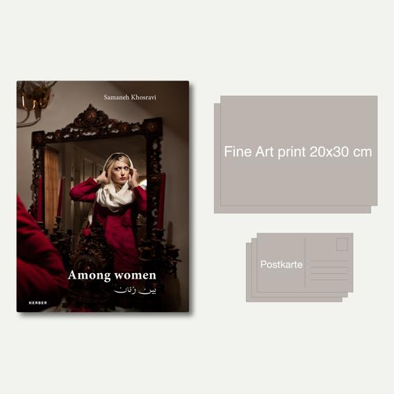 EXKLUSIV: 1x signiertes Fotobuch + 3x Postkarten + 2x Fine Art Print 20x30 cm