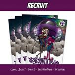 "Recruit – Comicheft ""Basic"""