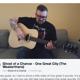 Gitarrenstunde mit Ghost of a Chance