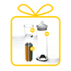 """Company/Gastronomy"" 10 x GLASS CARAFES"