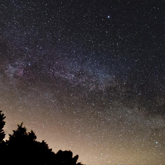 Sternenhimmel - Himmelsbeobachtung am Teleskop + Eintritt