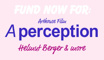 A perception – Arthaus Film mit Helmut Berger u.v.m.