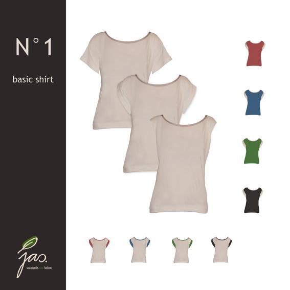 T-Shirt No. 1 (Women)