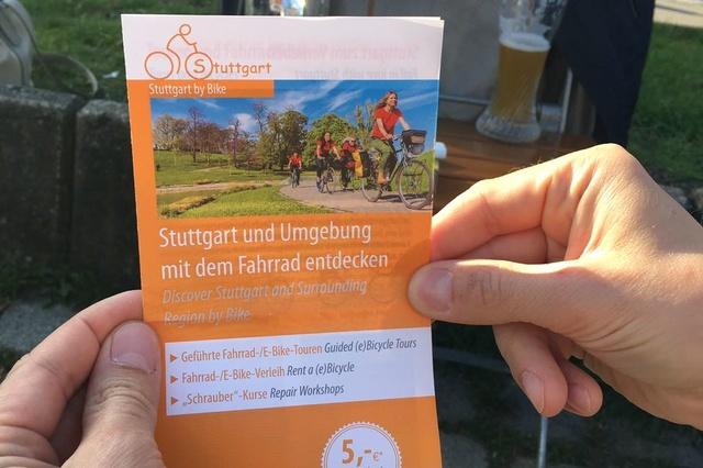 Stuttgart by Bike - reloaded