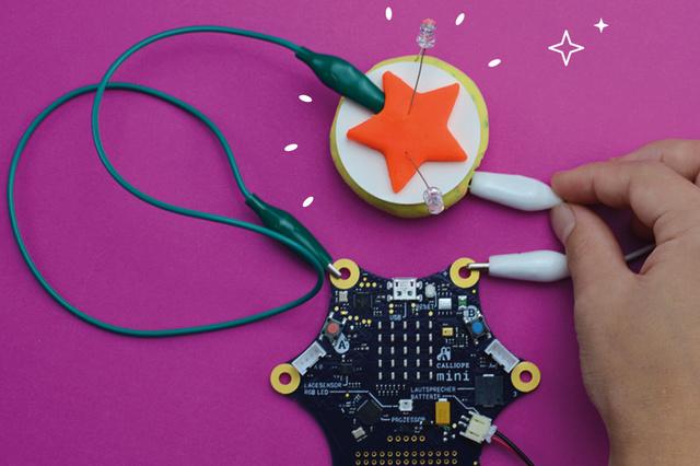 Calliope mini: weil coden Spaß macht