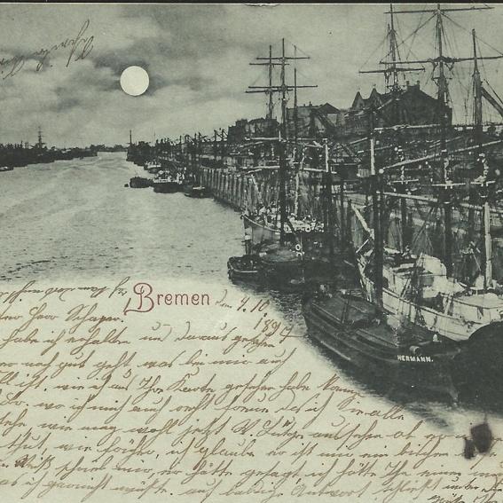"""Persönliche """"Dankeschön""""-Karte"""