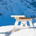 Ski-Böckle XL