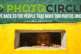 Photocircle - Give back to the people that make our photos unique