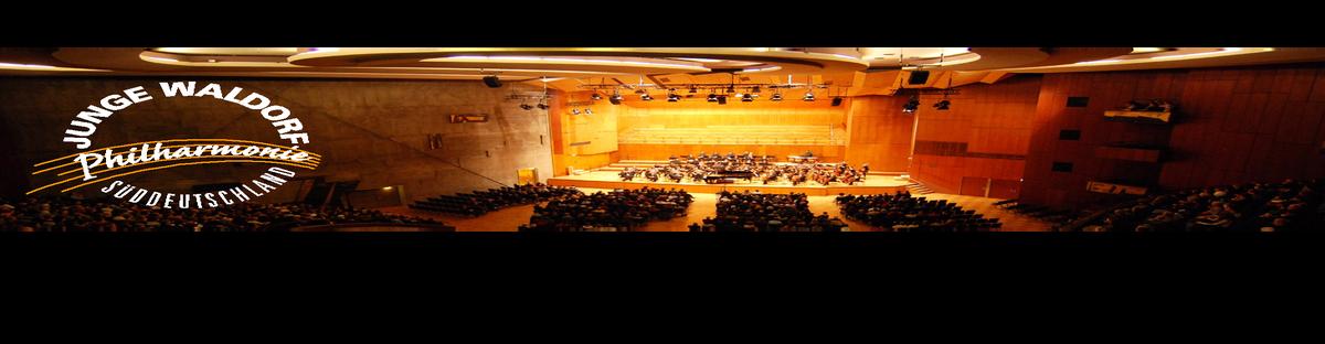 Deutschlandtour der Jungen Waldorf-Philharmonie