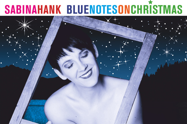SABINA HANK * BLUE NOTES ON CHRISTMAS * THE BRAND NEW ALBUM 2015.