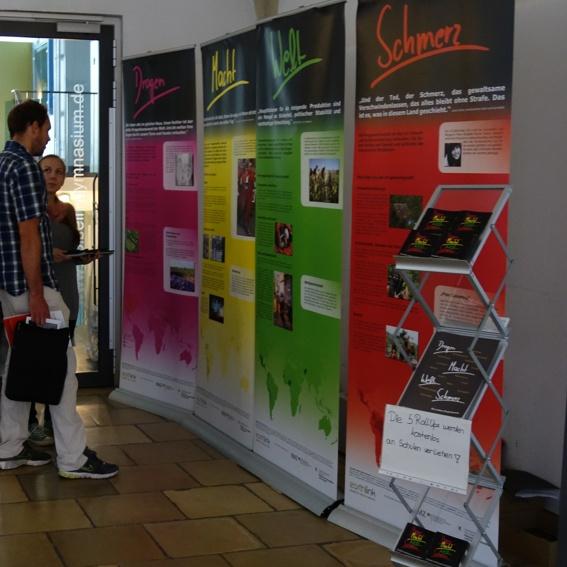 EarlyBird: Ausstellung an (D)einer Schule