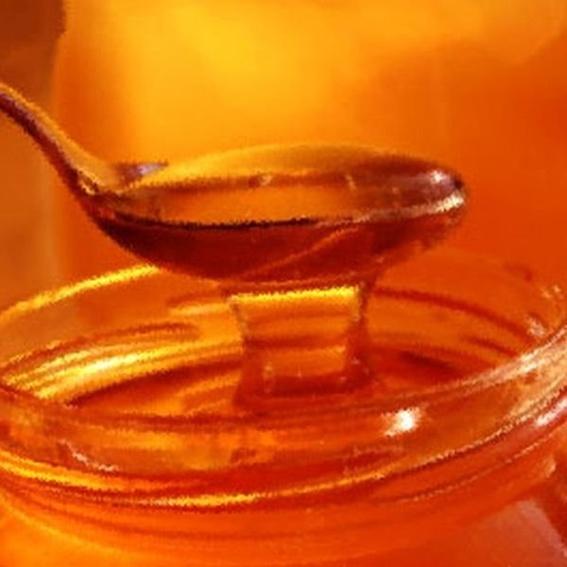 2 jars of honey, of 500 grams each