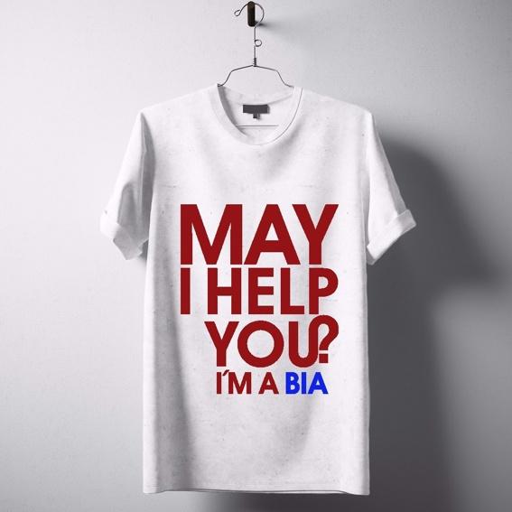 Bicicleta Morada - May I help