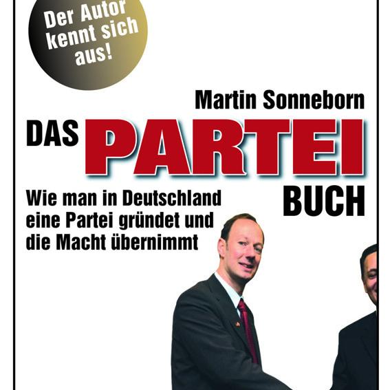 Das PARTEI Buch - Martin Sonneborn ( Selbstabholer)