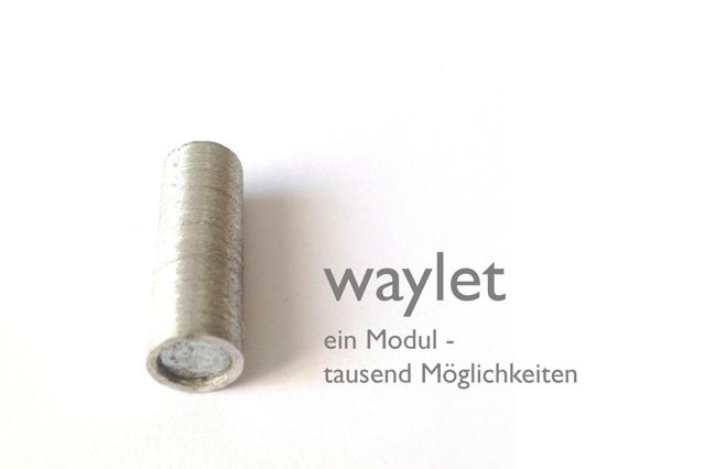 waylet - Das Amulett der digitalen Zeit